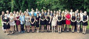 Schulabschlussfeier 2017