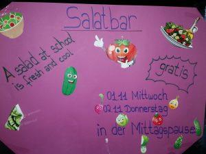 Salattage am Schulzentrum Hasetal
