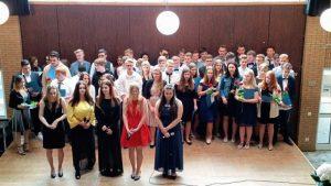 Entlassung der Abschlussklassen am Schulzentrum Hasetal in Herzlake