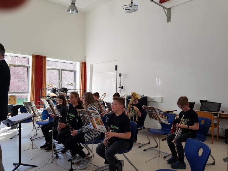 Allgemeines Vorspiel der Musikschule des Emslandes e.V.